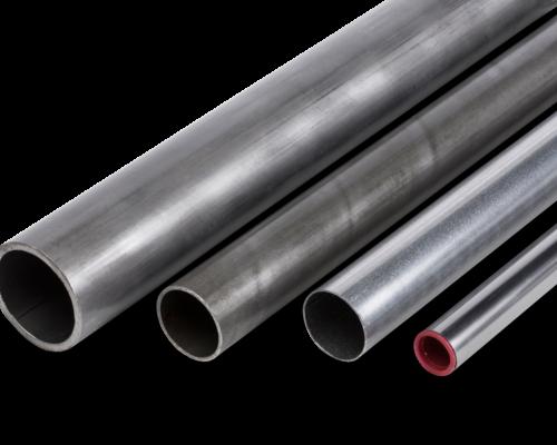 tubes en acier ronds