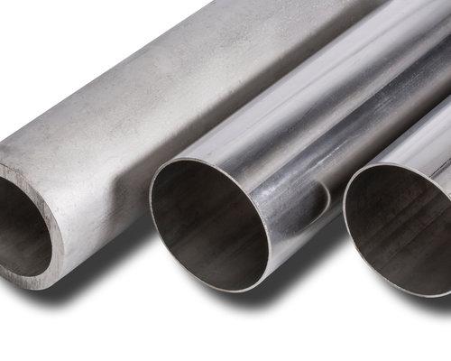 tubes en acier inoxydables ronds