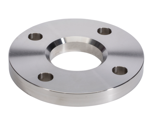 flat flanges in stainless steel