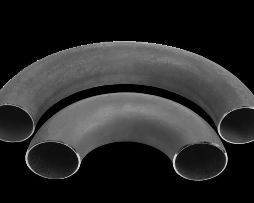 Lasbocht, naadloos  EN10253-2/A - 3D - 180° - P235GH