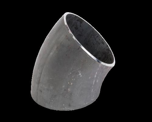 Elbow, seamless   EN10253-2/A - 3D - 45° - P235GH