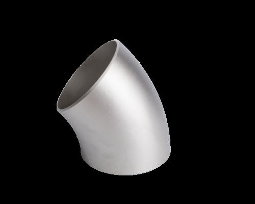 Elbow, welded - LR (long radius) - 45° - A403 WP316/316L - ASME B16.9