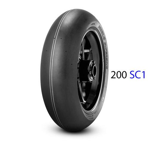 Pirelli Diablo Superbike 200/60/17 SC1