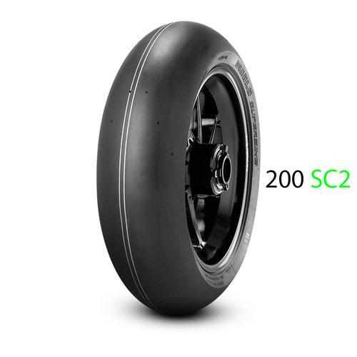 Pirelli Diablo Superbike 200/60/17 SC2