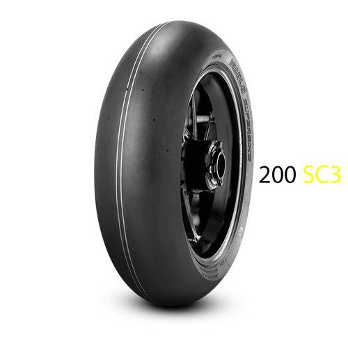 Pirelli Diablo Superbike 200/60/17 SC3