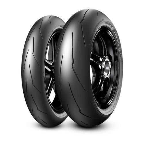 Pirelli Diablo Supercorsa 120/70/17 V2
