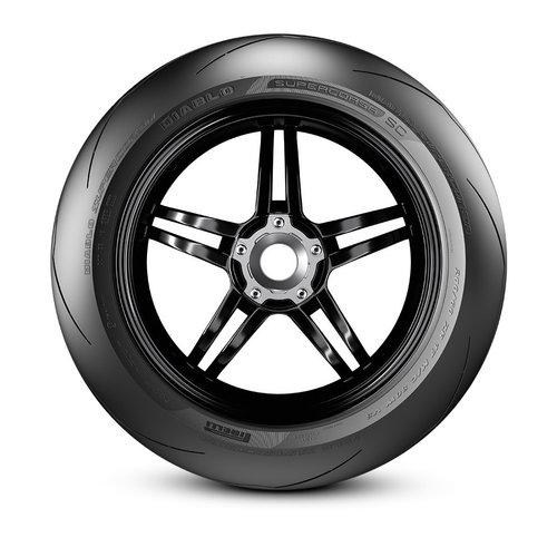 Pirelli Diablo Supercorsa 160/60/17 V3