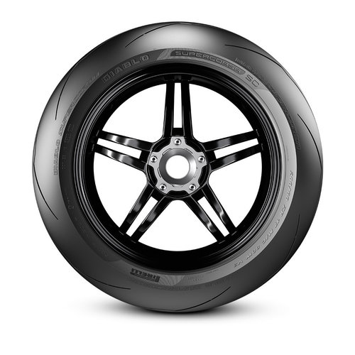 Pirelli Diablo Supercorsa 180/55/17 V2 SC2