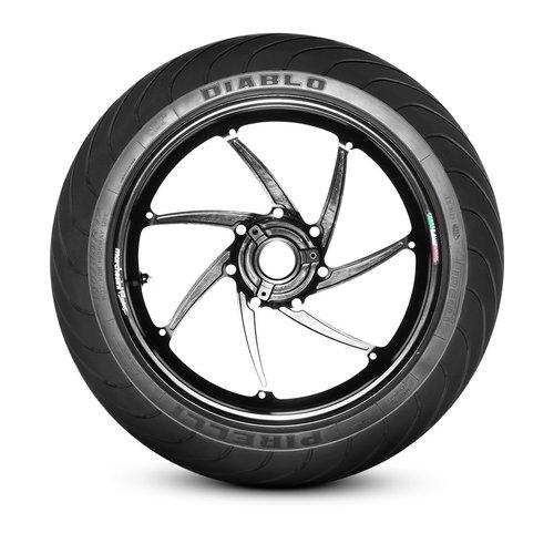 Pirelli Diablo Wet 120/70/17