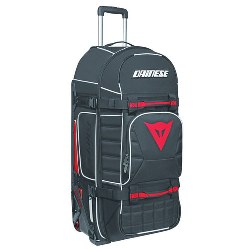 DAINESE D-RIG WHEELED BAG STEALTH BLACK
