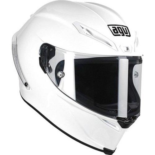 AGV CORSA E2205 SOLID WHITE - SIZE: XXL