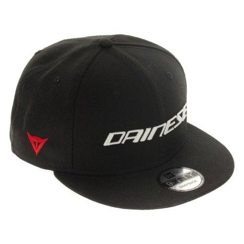 DAINESE 9FIFTY WOOL SNAPBACK CAP BLACK