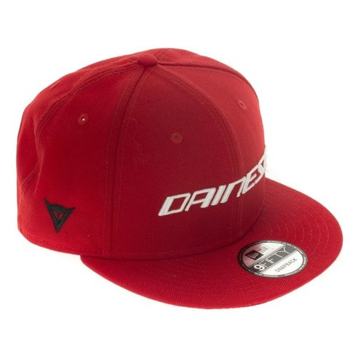 DAINESE 9FIFTY WOOL SNAPBACK CAP RED