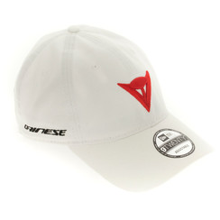 9TWENTY CANVAS STRAPBACK CAP WHITE
