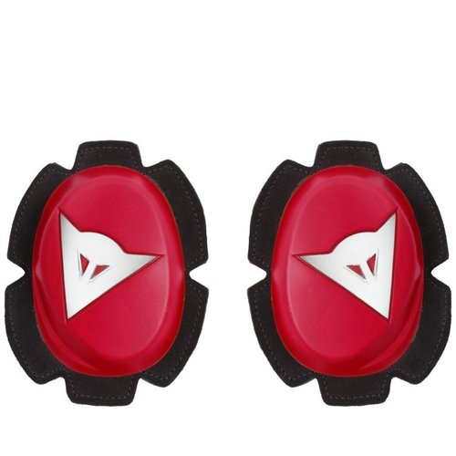 DAINESE PISTA KNEE SLIDER RED/WHITE