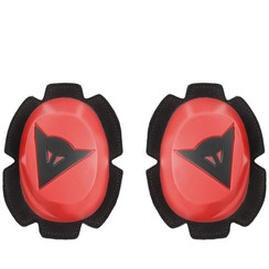 PISTA RAIN KNEE SLIDER FLUO-RED/BLACK
