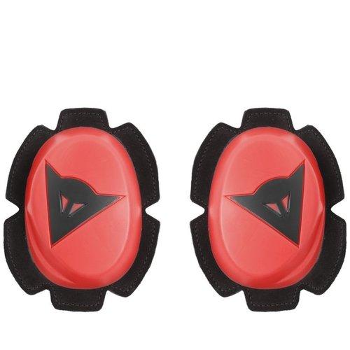 DAINESE PISTA KNEE SLIDER FLUO-RED/BLACK