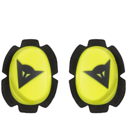 DAINESE PISTA KNEE SLIDER FLUO-YELLOW/BLACK
