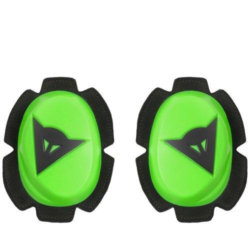 DAINESE PISTA KNEE SLIDER FLUO-GREEN/BLACK
