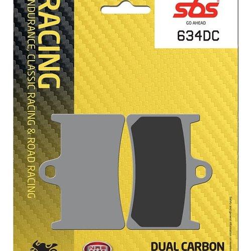 SBS 634DC ( DUAL CARBON )