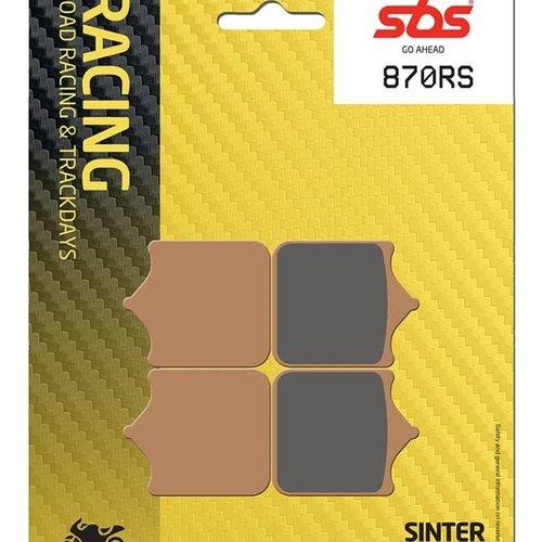 SBS 870RS (RACING SINTER)