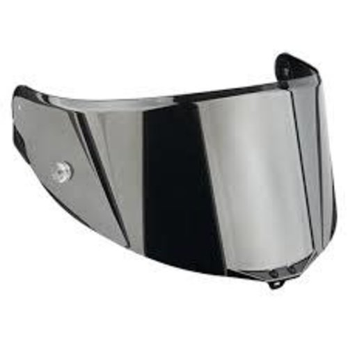 AGV VISOR RACE 3 AS - IRIDIUM SILVER
