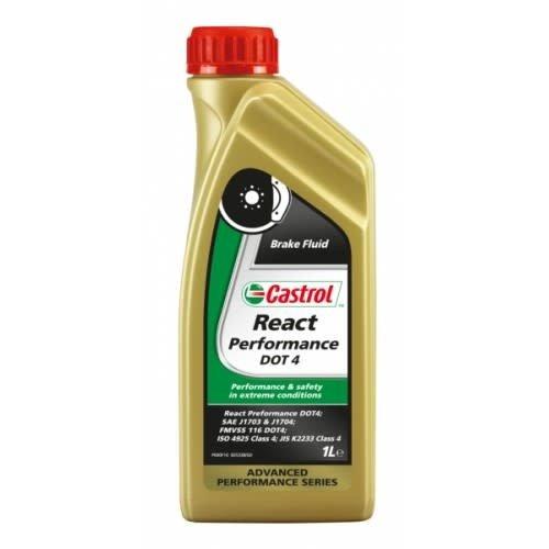 Castrol Castrol React Performance DOT4