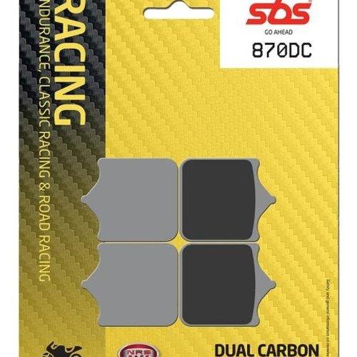 SBS 870DC (DUAL CARBON)