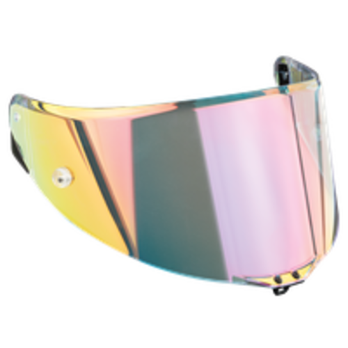 AGV VISOR RACE 3 AS - RAINBOW
