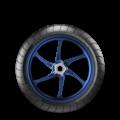 METZELER RACETEC RR INTERMEDIATE 120/70/17 KI1