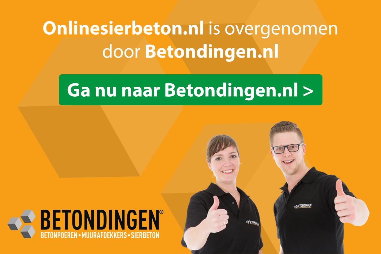 Overname door Betondingen.nl