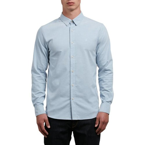 Volcom Oxford Stretch LS