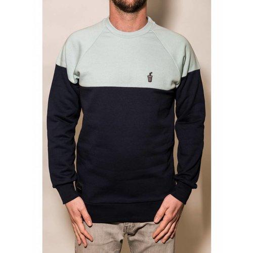 Baron Sweater Bicolor