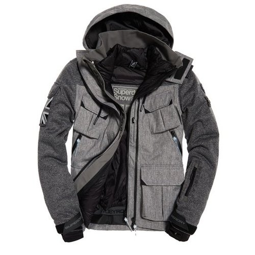 Superdry Ultimate Multi Service Luxe Jacket