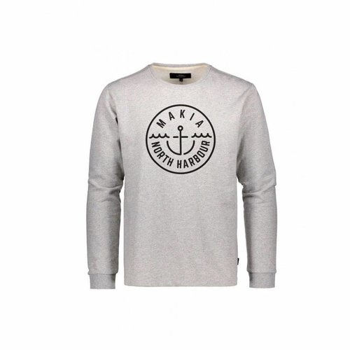 Makia Crown Light Sweatshirt