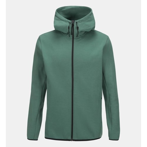 Peak Performance Tech Zipped Hooded Sweater