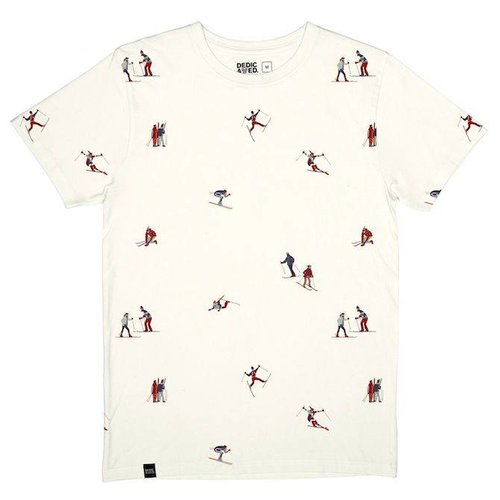 Dedicated Stockholm T-Shirt Ski People