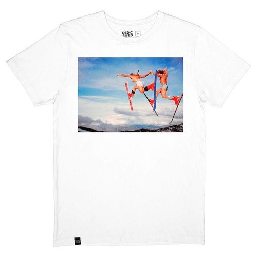 Dedicated Stockholm T-Shirt Double Daffy