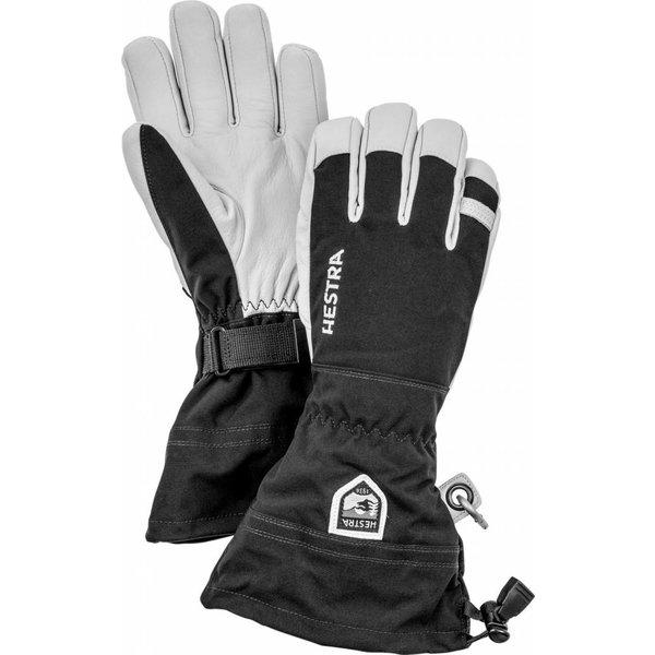 Army Leather Heli Ski | 5 Finger
