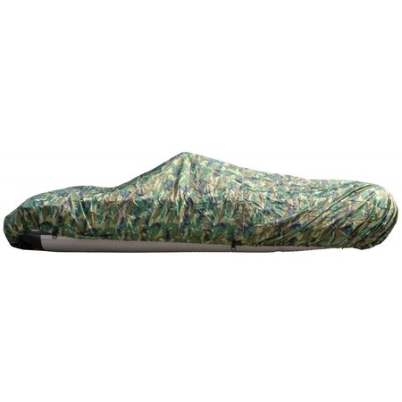 Rubberboothoes Rubberboothoes Camo Afdekzeil 200D