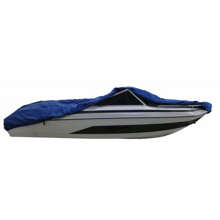 Bootzeil Boat Cover 600D Blue Long Life