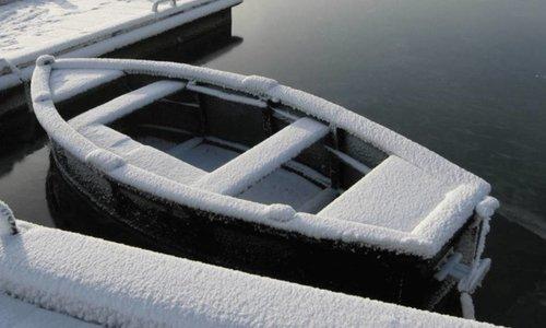 Uw boot winterklaar maken?