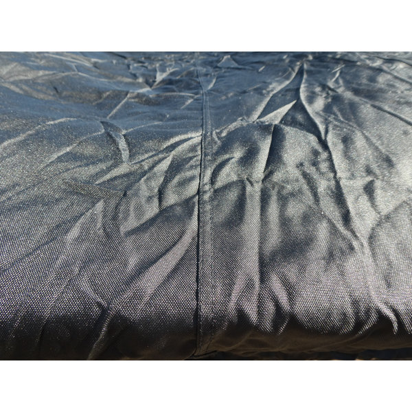 Boat Sail Boat cover 600D Luxury Black