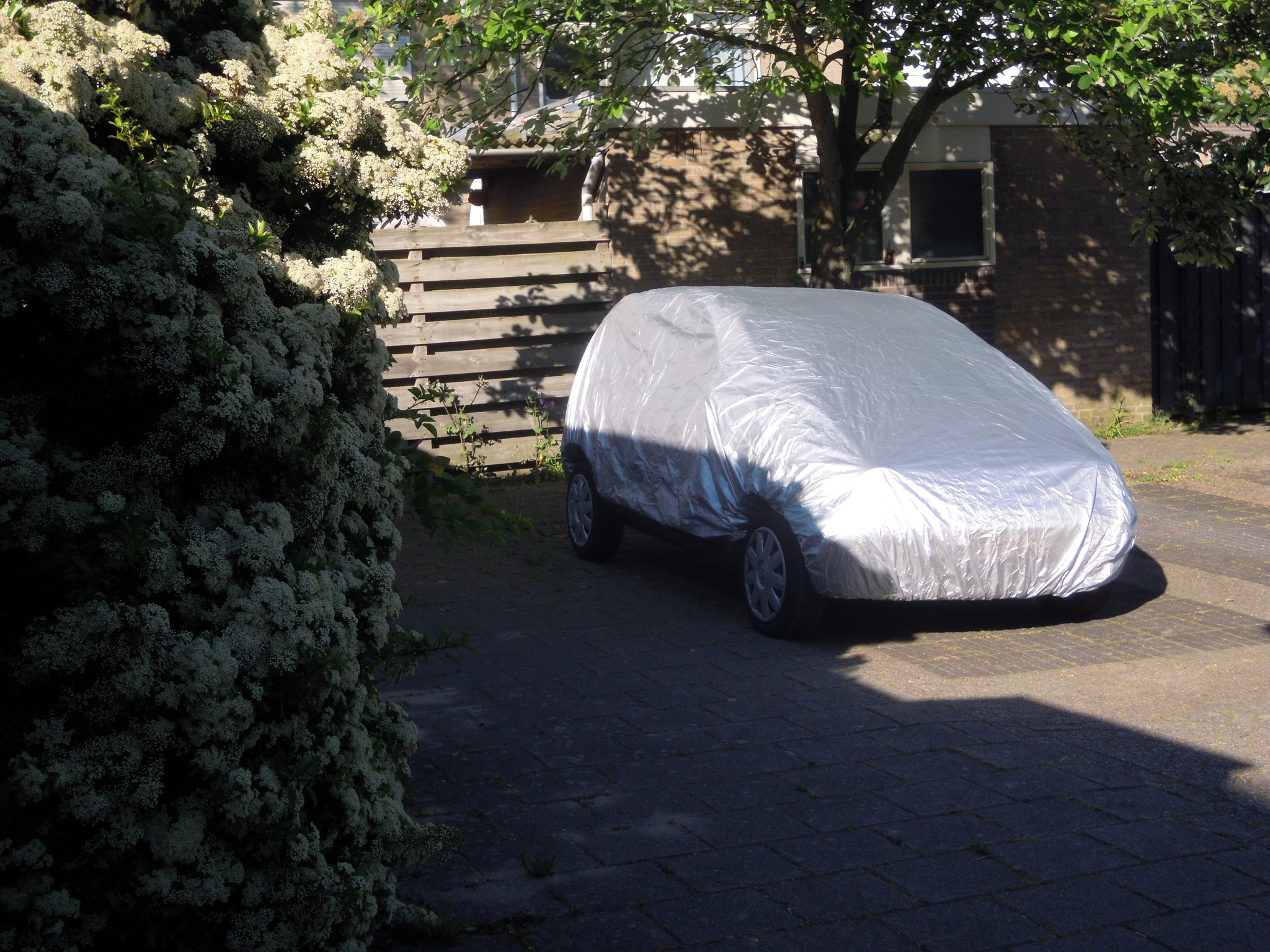 autohoes stof en vuil maat small