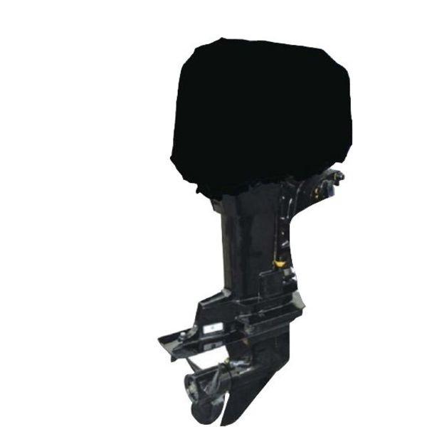 Buitenboordmotorhoes Mercury zwart 600D is een hoogwaardige kwaliteit beschermhoes voor uw buitenboordmotor. De hoes beschermt uw buitenboordmotor tegen alle weersinvloeden en ander vuil.