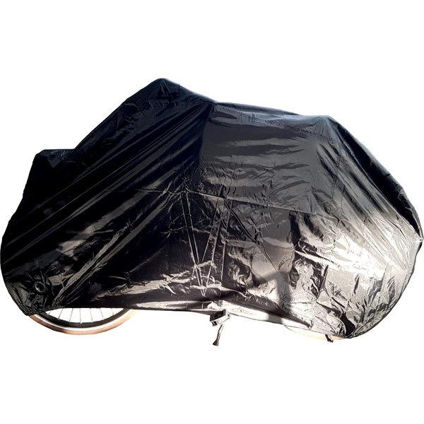 Fietshoes waterdicht biedt uw fiets bescherming tegen alle weersinvloeden en kan ook vastgezet worden met slot zodat hij ook beschermt is tegen diefstal.