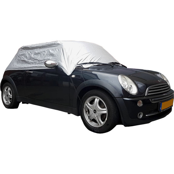 Deze auto anti vriesdeken beschermt jouw auto tegen alle weersomstandigheden