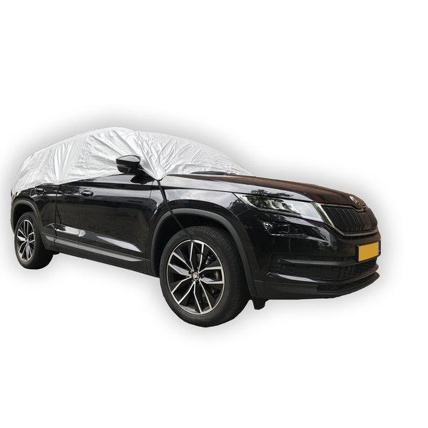 Deze auto anti vriesdeken voor suv is waterafstotend en beschermt het dak en de ramen van de auto