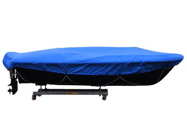 Bootzeil Afdekzeil 600D Luxe Blauw