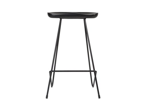 By On Kensington Bar Chair Black